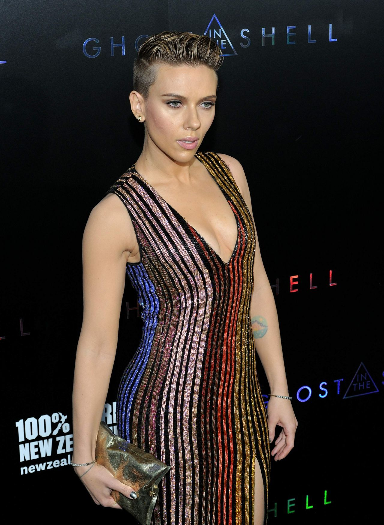 Scarlett Johansson At Ghost In The Shell Premiere In New York City Check More At Https Scarlett Johansson Hairstyle Scarlett Johansson Scarlett Johansson Ghost