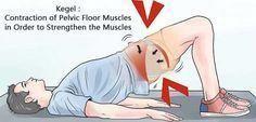 Contraction of Pelvic Floor Muscle