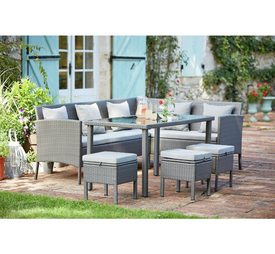 Buy Home 8 Seater Corner Dining Set At Argos Co Uk Your Online Shop For Garden Table And Cha Corner Sofa Set Outdoor Dining Furniture Garden Table And Chairs