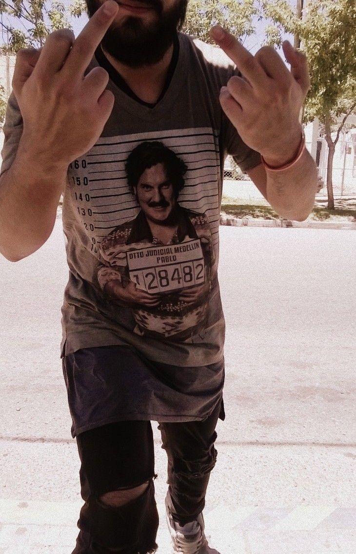 StreetWear Pablo Escobar
