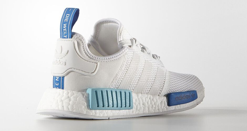 Adidas Nmd White Women