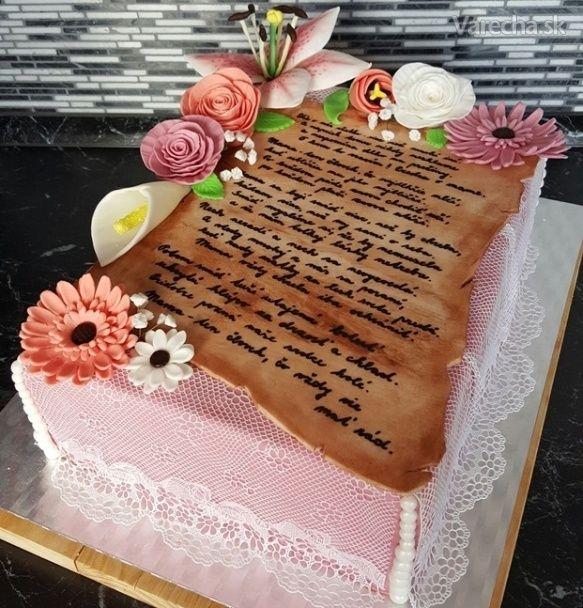 Sanquickovo-tvarohová torta