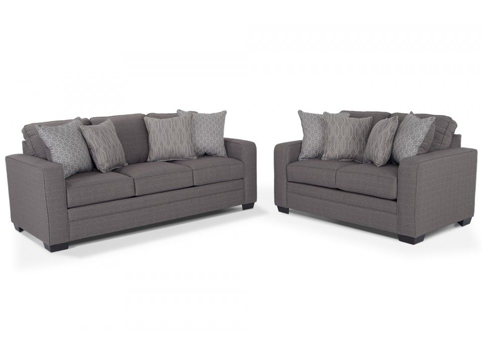 Greyson Sofa Loveseat Living Room Sets Bob S Furniture
