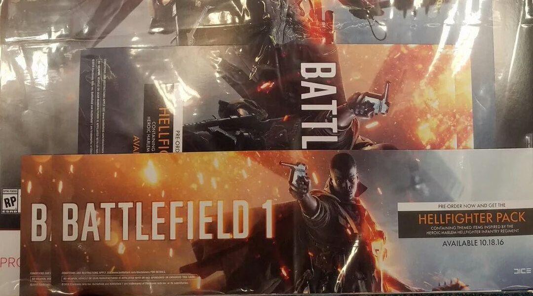 New Battlefield UI- Battlefield 1 - YouTube