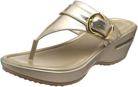 55226b75def cole haan nike air sandals | Cole Haan Cole Haan Womens Air Maddy Tantivy Thong  Sandal in Gold .