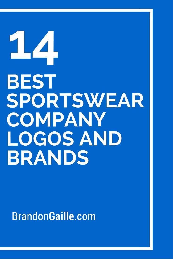 14 best sportswear company logos and brands company logo