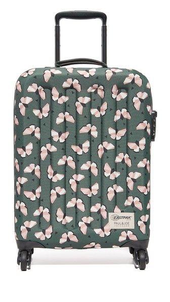 6796f3f28 Paul & Joe Sister x Eastpak Tanzshell Suitcase Malas De Viagem, Viagens,  Roupas,