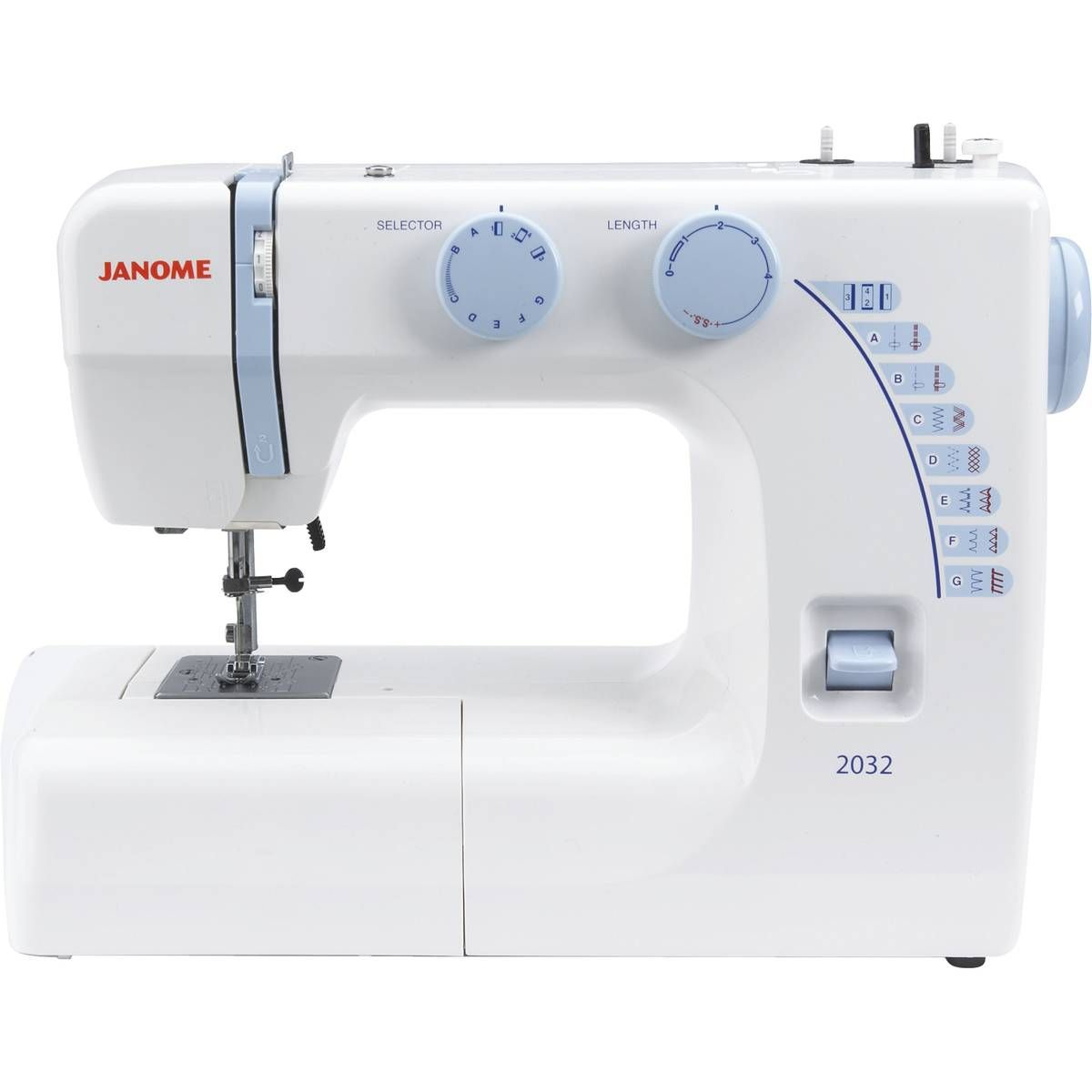 Sewing, Janome, Easy Sewing