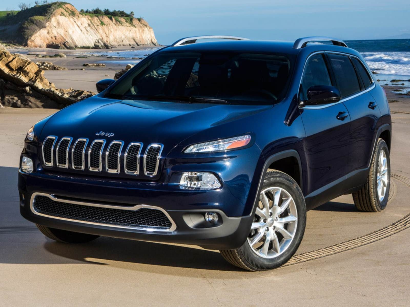 I am lovin this new Jeep Cherokee 2014 very classy Jeep