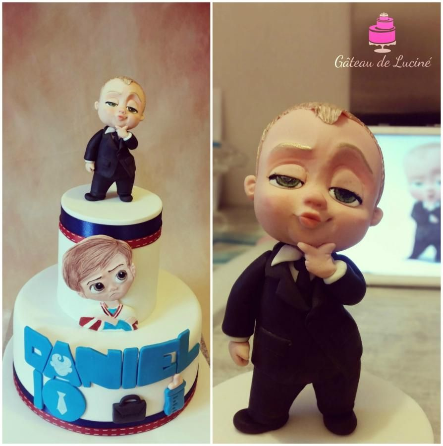 Yeah I Am Baby Boss By Gateau De Lucine Boss Baby Baby