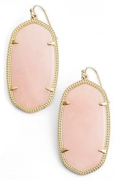 ON SALE! Kendra Scott 'Danielle - Large' Oval Statement Earrings