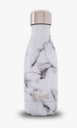 Swell New Design 9 Oz White Marble Bottle Thermal