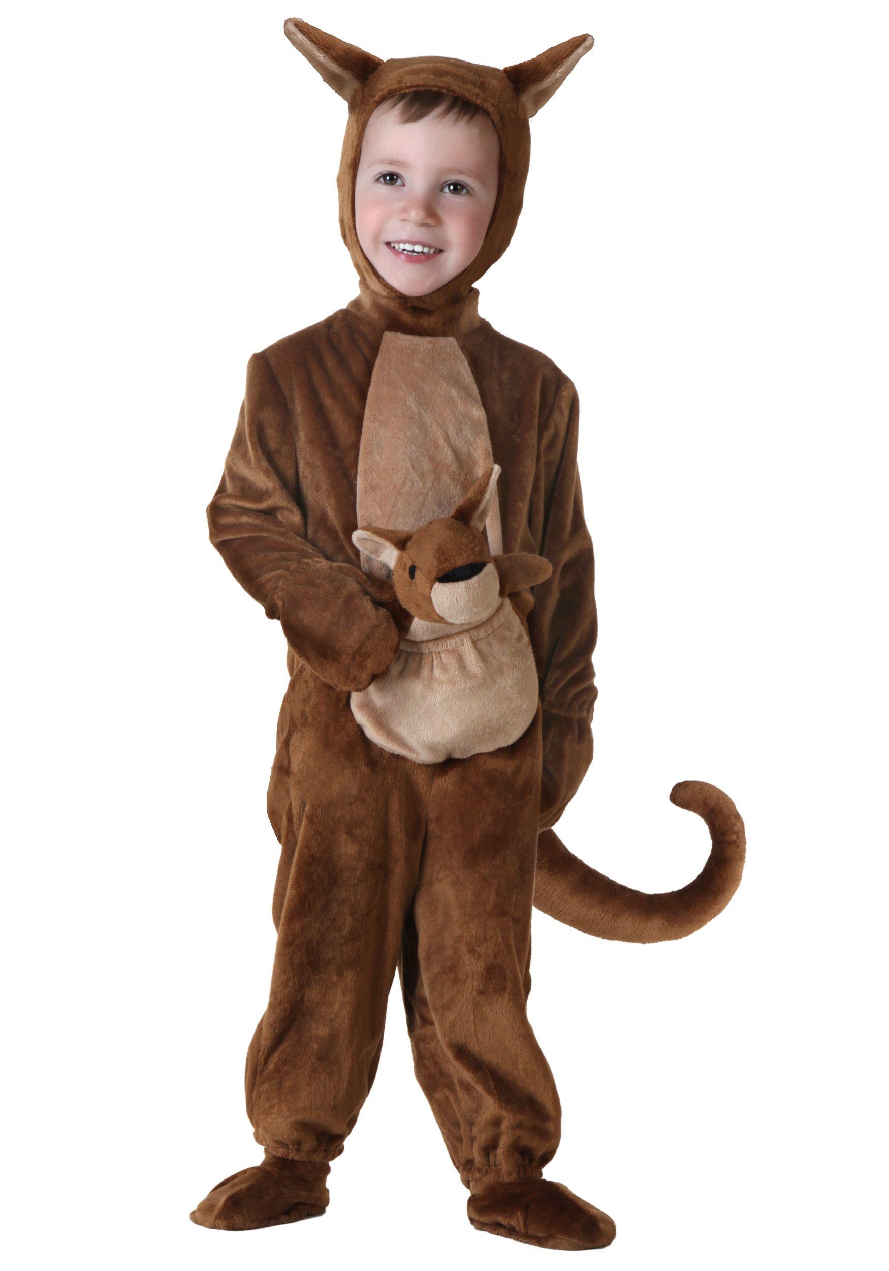 Toddler Kangaroo Costume | More Kangaroo costume, Costumes and ...