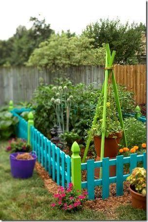 15 Unique Garden Border and Edging Ideas | Edging ideas, Garden ...