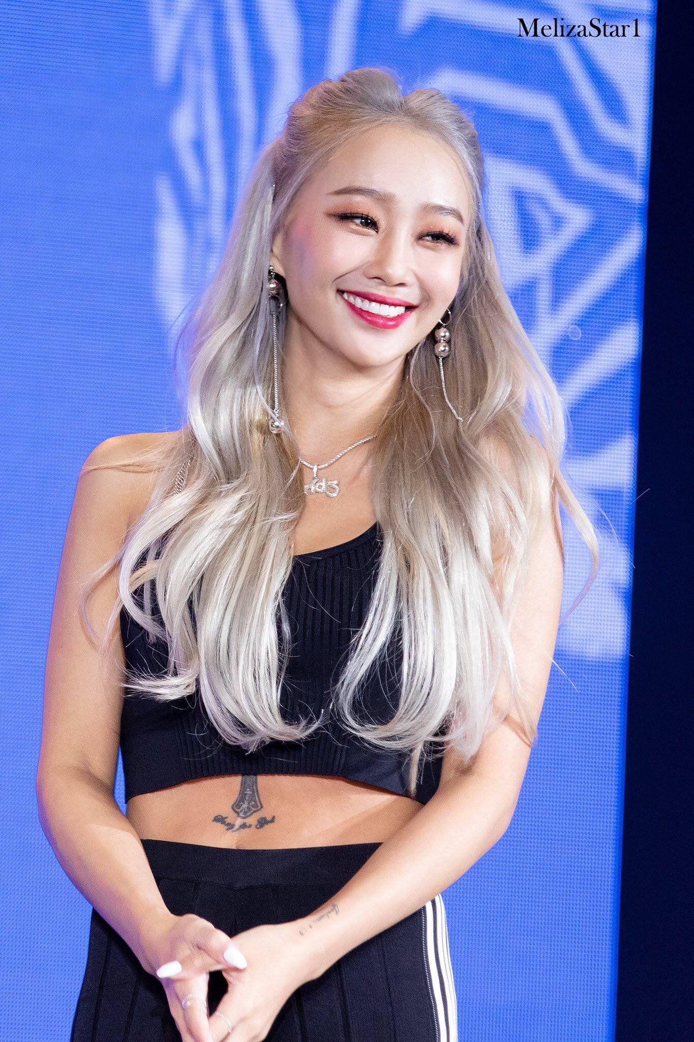 Sistar - Hyolyn | Divas, Rappers, Cabelo