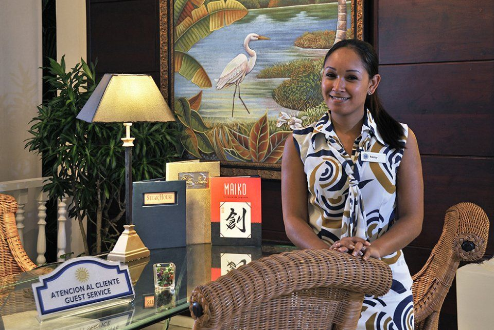 La marca Don Pablo Collection, en la cual se incluyen los hoteles High-end del grupo, ofreciendo la máxima calidad y distinción a sus clientes. Bajo dicha marca se encuentra el Hotel Luxury Bahia Principe Cayo Levantado, en la Bahía de Samaná, el Hotel Luxury Bahia Principe Ambar y el Hotel Luxury Bahia Principe Esmeralda situados en playa Bávaro.
