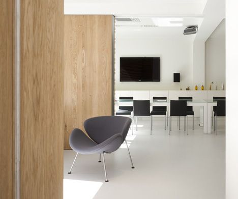 Therefore Offices, by West Architecture