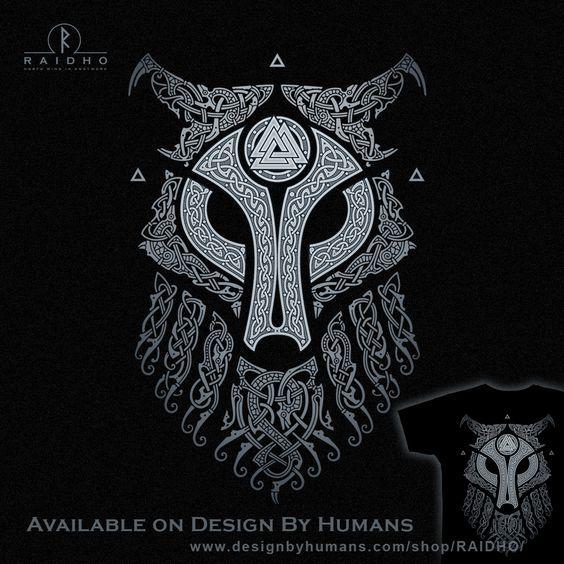 pingl par emmanuel d silets sur tatouages viking. Black Bedroom Furniture Sets. Home Design Ideas