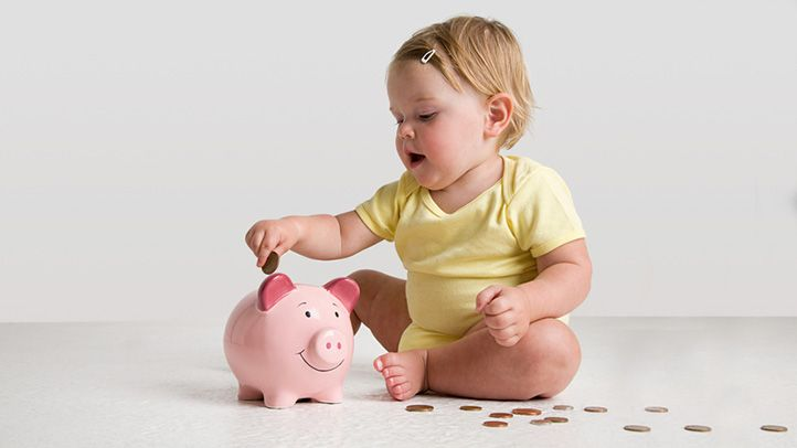 Ready for some sticker shock? Here's what new parents are likely to spend on basic baby items.