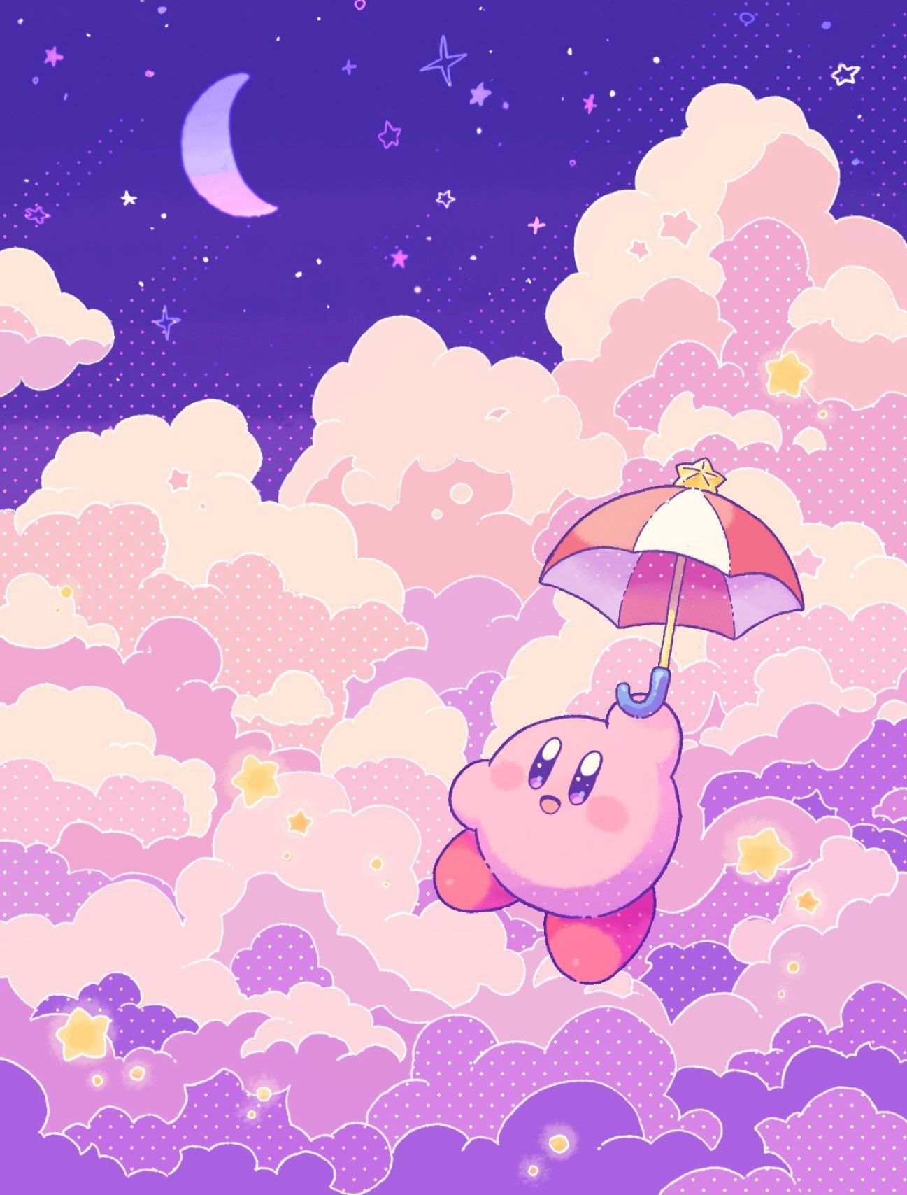 Kirby Fondo De Pantalla Kirby Wallpaper Background 画像あり