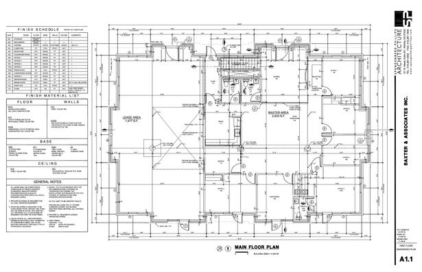 Construction Document Examples Jill Sornson Kurtz Archinect Construction Documents Interior Design And Construction Construction Drawings