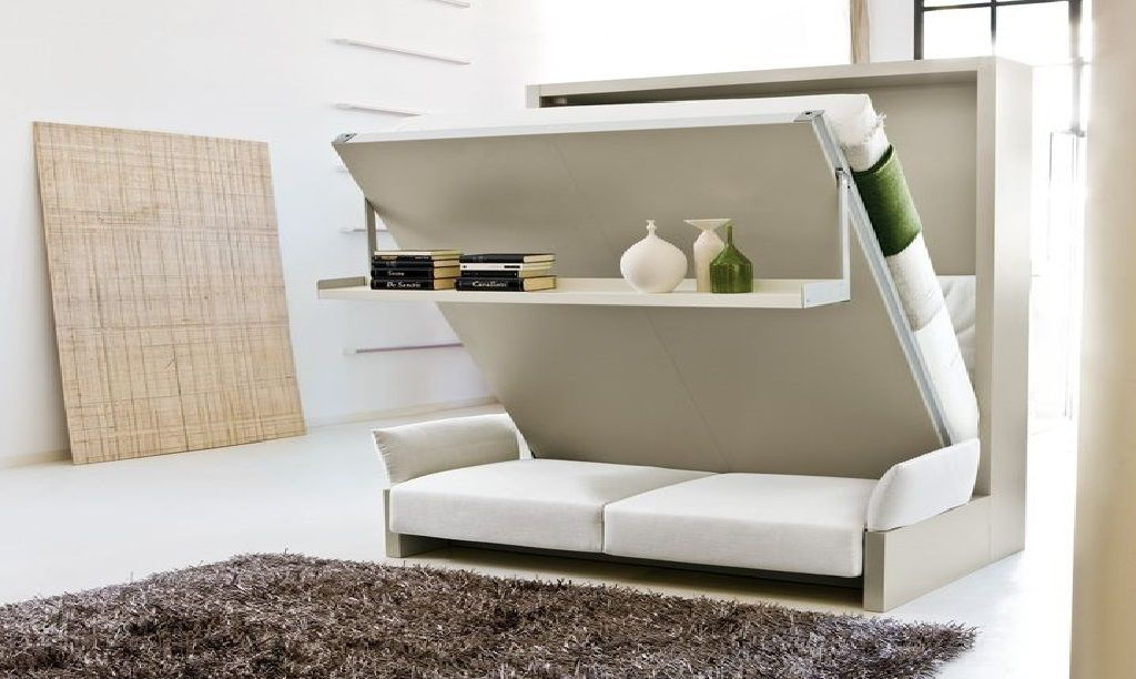 Better Alternative To Murphy Bed Sleeper Sofa Trundle Bed Or Futon Resource Furniture Space Saving Furniture