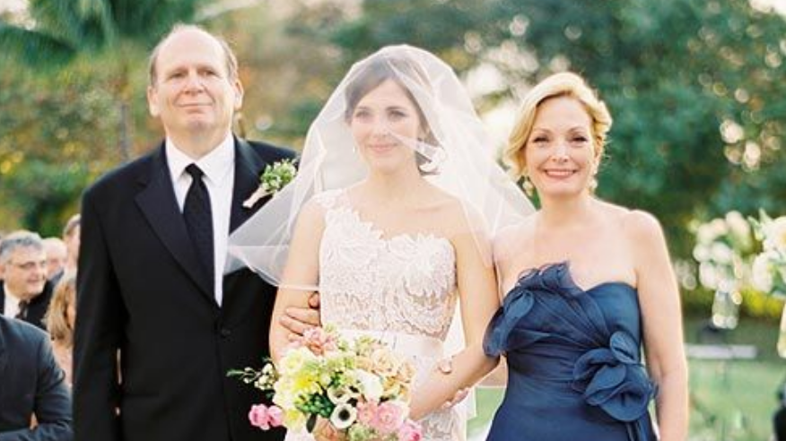 Grooms Parents To Thank The Brides Weddings Etiquette