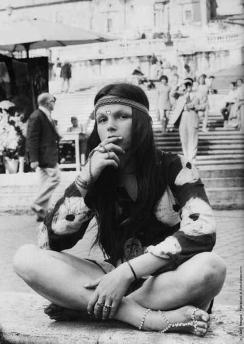 1960s The Hippie Movement Late In Decade Also Had A Strong Influence On Clothing Styles Including Bell Bottom Jeans Tie Dye And Batik Fabrics