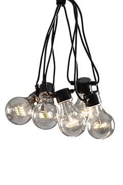 24v Lichtsnoer 10 Lampen Feestverlichting Tuinverlichting En Lampen