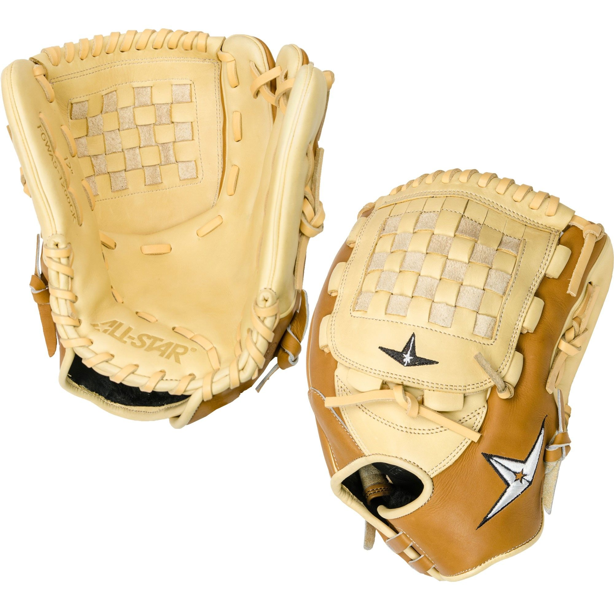 All Star Pro Fastpitch 12 Fgwas 1200ck Fastpitch Softball Glove Right Hand Thrower Fastpitch Softball Gloves Softball Gloves Fastpitch