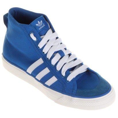 amor rizo Exención  Tênis Adidas Nizza HI | Netshoes | Tenis adidas, Adidas, Roupas adidas
