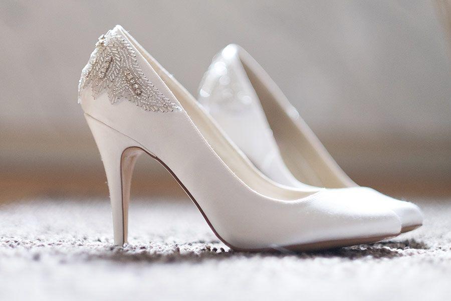 official photos 83421 c7c0d Tolle Brautschuhe für die Hochzeit von Zalando :-) Foto ...