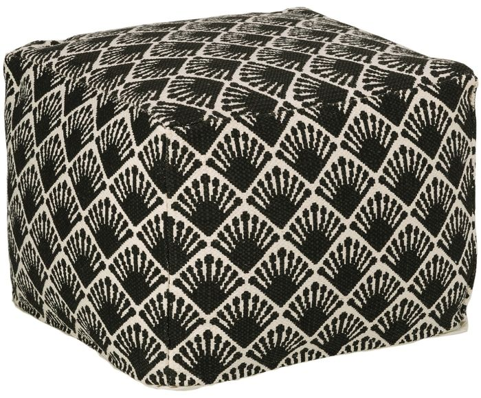 Pouf kumiko a home livingroom pouff e sgabelli