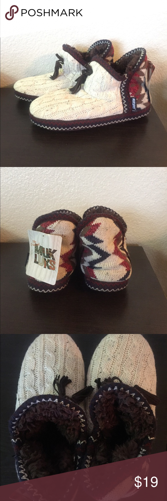 Magnificent Knitted Mukluks Pattern Festooning - Sewing Pattern for ...