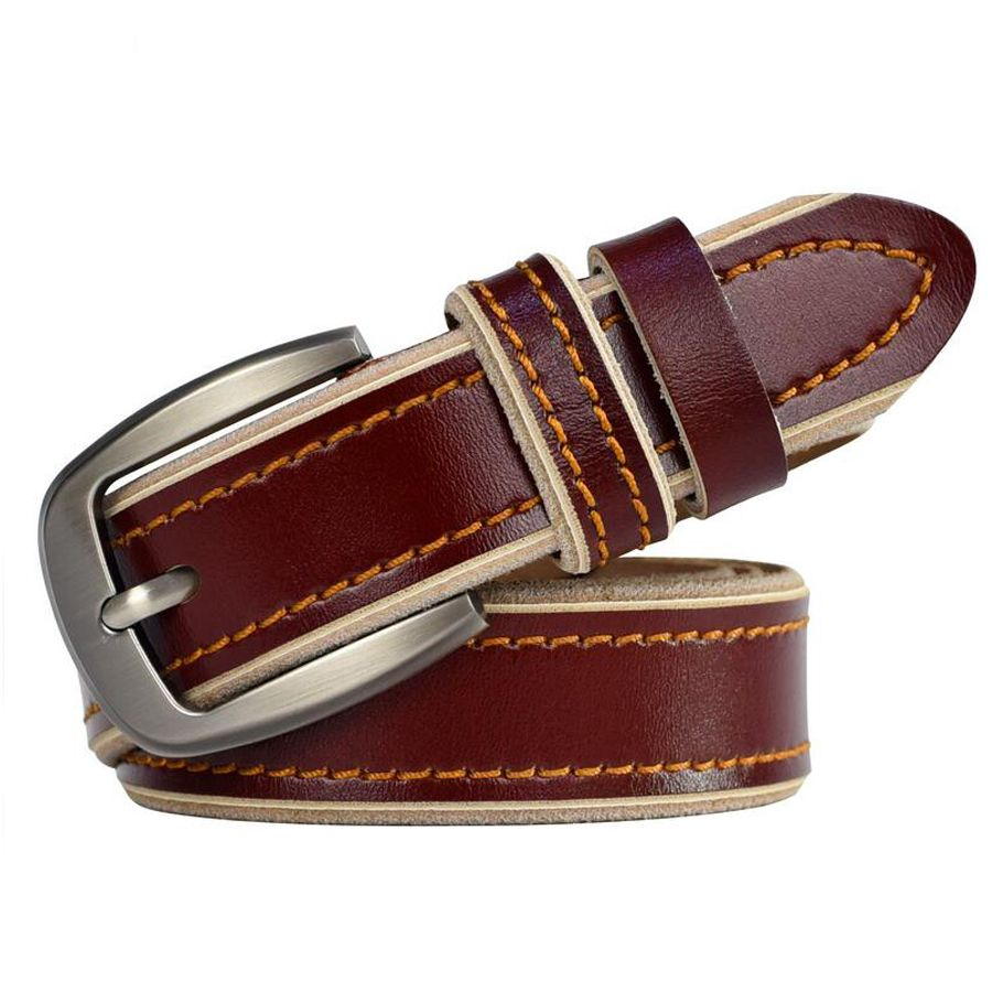Promotional 2017 Pin Buckle Causal Women s Leather Belt Cheap Genuine  Leather Women s Strap New Design Belt 63c16a6046e