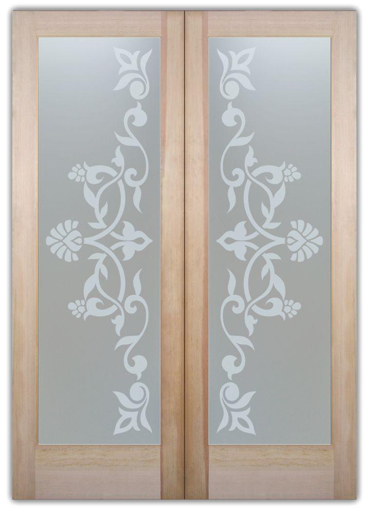 Lydia Victorian Decor Interior Etched Glass Doors Huge Price Range