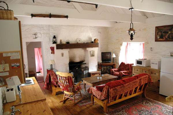 Irish Traditional Cottage