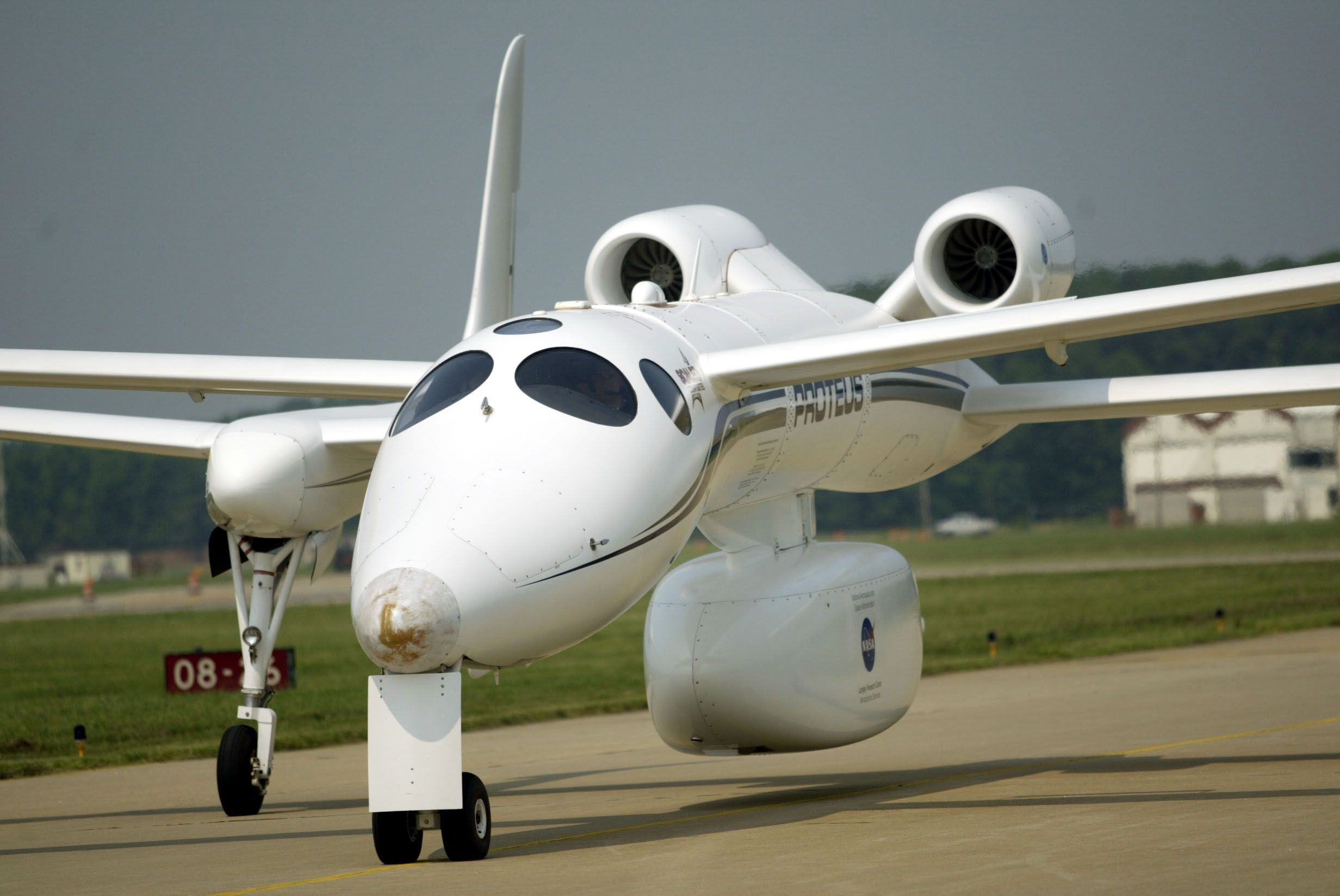 Medium and High Altitude Unmanned Aircraft System ...