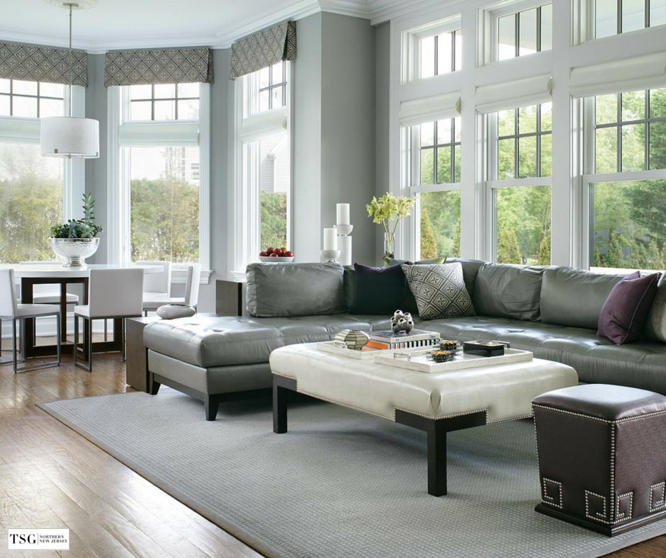 The Scout Guide Northern New Jersey Leather Sofa Living Room Leather Couches Living Room Living Room Leather