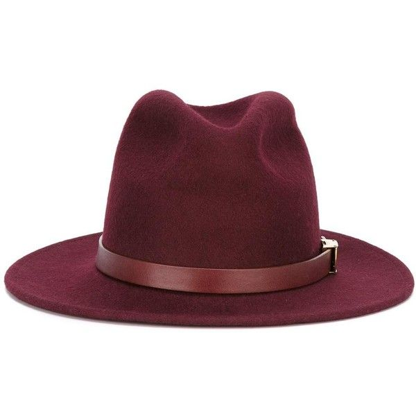 wide brimmed fedora - Black Dsquared2 OuicZ