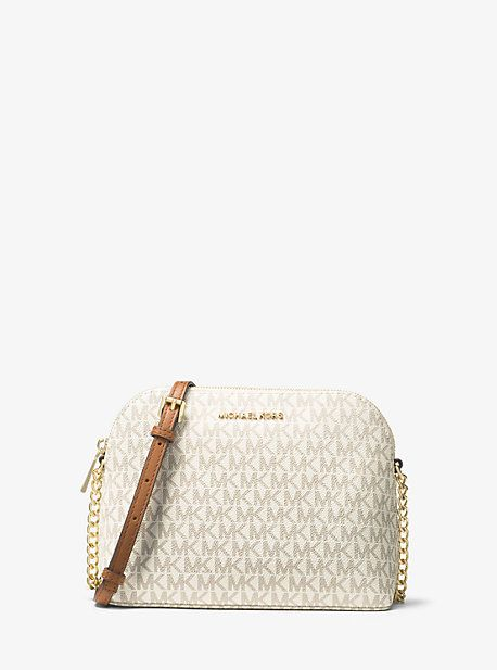 b7cf1a3f3813 Cindy Logo Crossbody | Products | Michael kors cindy, Handbags ...