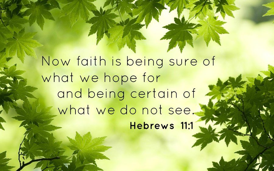 Hebrews 111 by blossomcloudiantart on deviantart this verse is one that i found while reading my bible negle Images