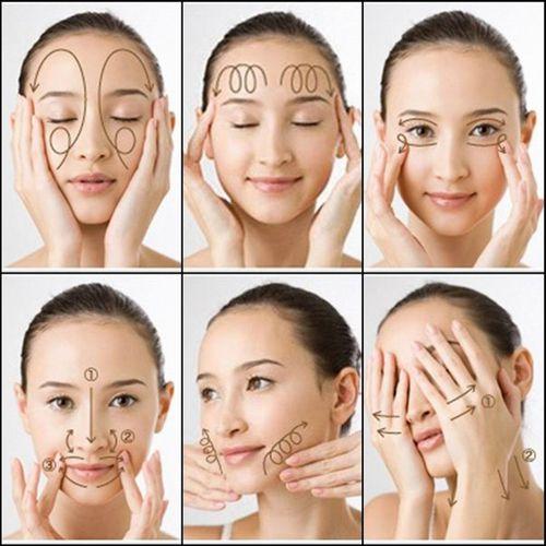 massage mặt mỗi ngày bạn nhé!
