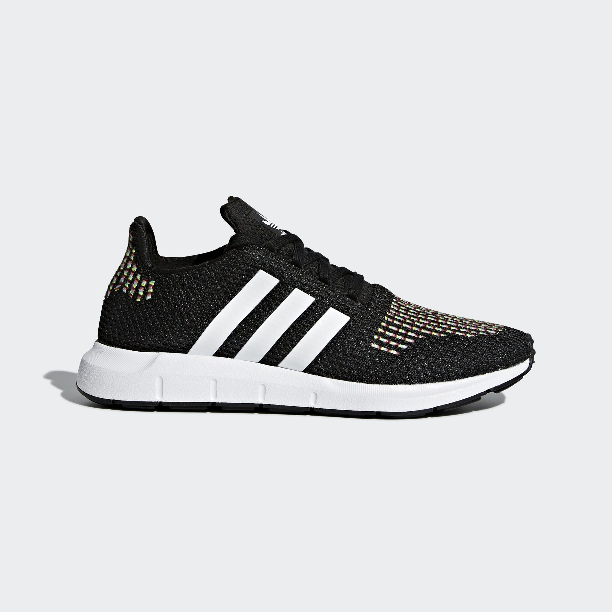 8b3101a356934 Shop for Swift Run Shoes - Black at adidas.co.uk! See all the styles ...