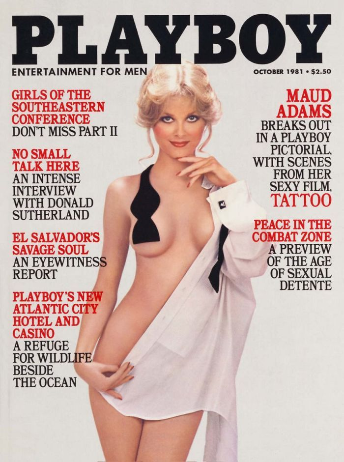 Cathy St. George, August Playmate 1982