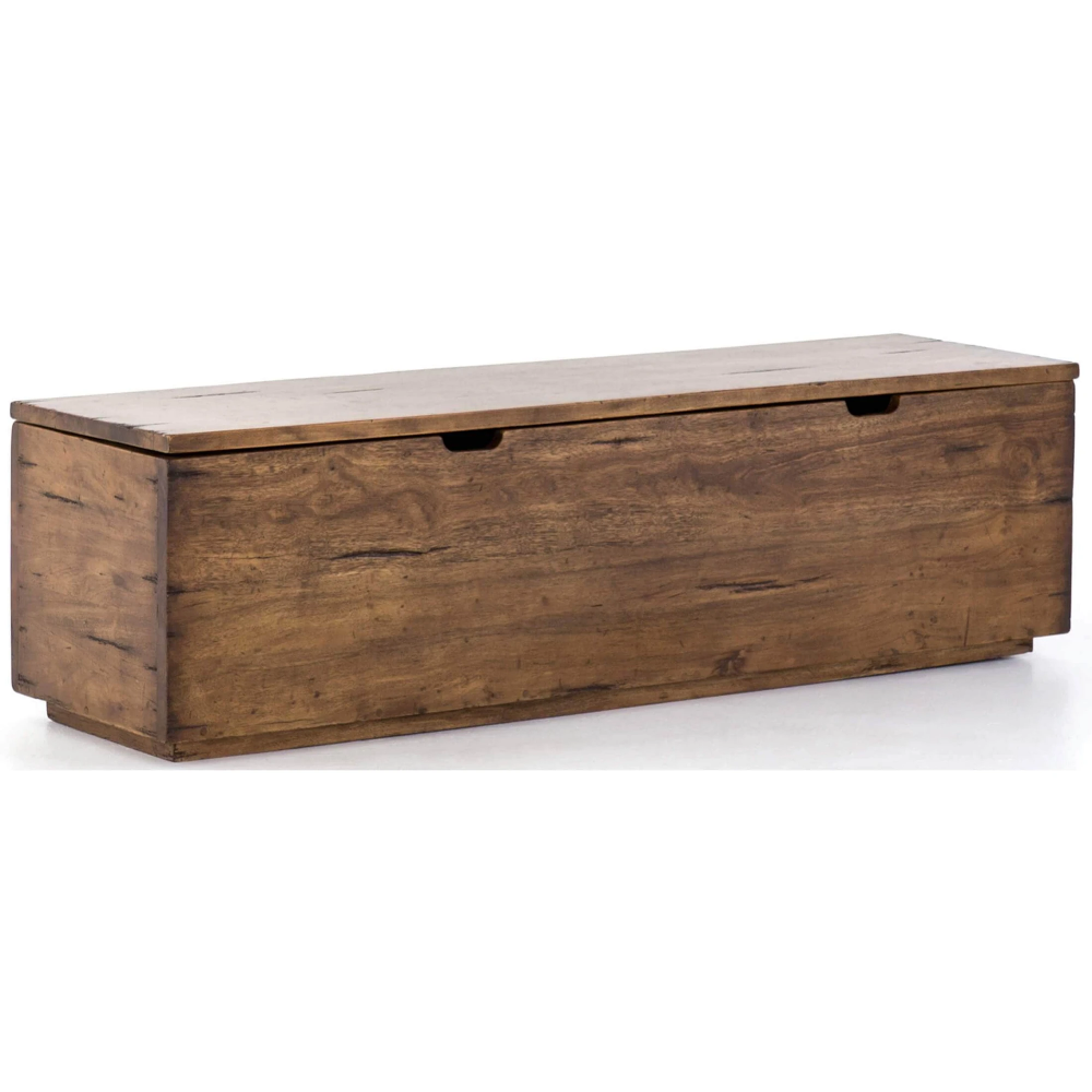Duncan Trunk Reclaimed Wood In 2020 Diy Storage Trunk Reclaimed Wood Living Room Design Diy #storage #trunk #for #living #room