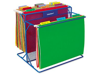 Easy Access File Folder Organizer At Lakeshore Learning File Folder Organization Lakeshore Learning Classroom Supplies List