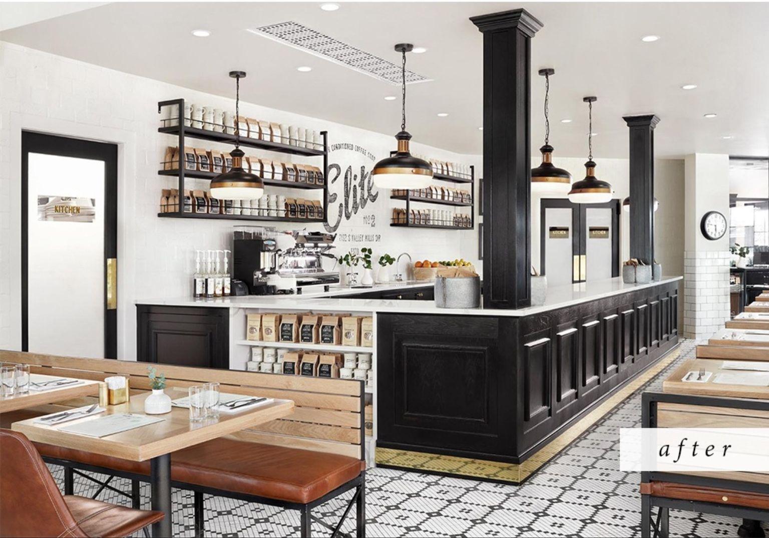 Booth Design Restaurant Decor Counter Design Restaurant Design
