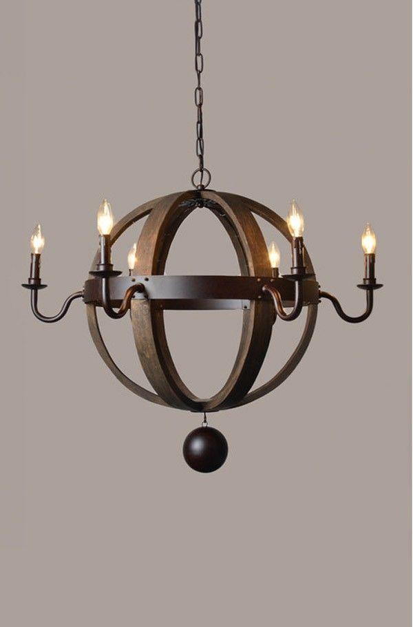MOTI Furniture - 5 Light Chandelier - 64001001 | MOTI