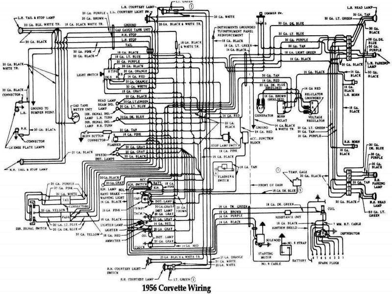 1956 corvette wiring diagram wiring diagram for ammeter 1966 corvette     readingrat wiring  wiring diagram for ammeter 1966